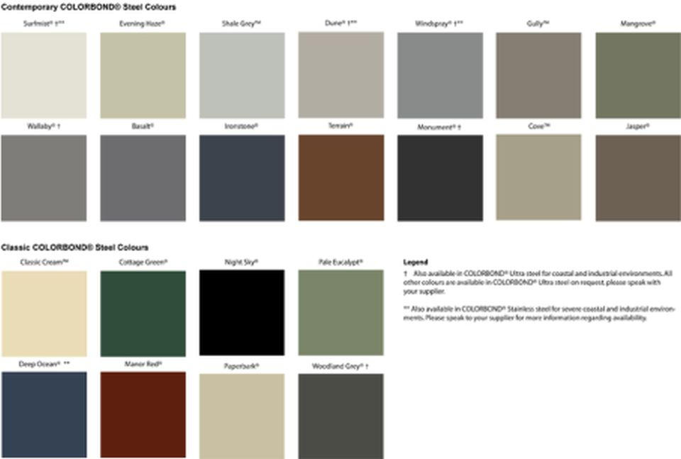 Tool Shed Paint Colors